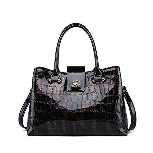 Female Hand Ladies Bag Temperament Shoulder Leather Fashion New Slung AEa7dd