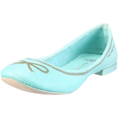 Fornarina Ballerine MARTHA donna Acqua PEFMH7727WC47 Blu 6H6AnrB