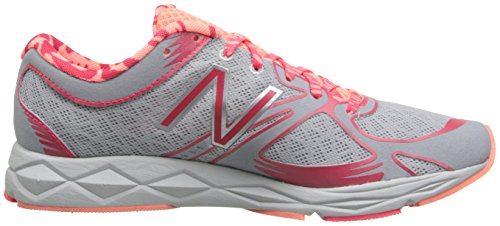 888546348691 - New Balance Women's W1400 Glow in Dark Running Shoe,Silver/Orange,12 B US carousel main 7