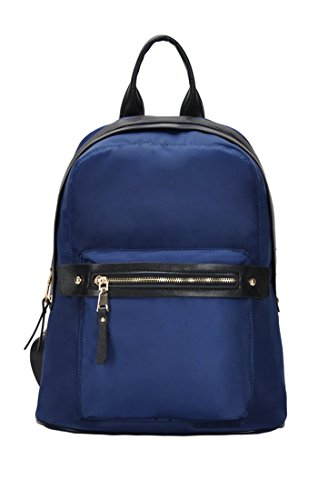 Madison West Jade Backpack: Black - Grey - Navy BGW-48750 ()