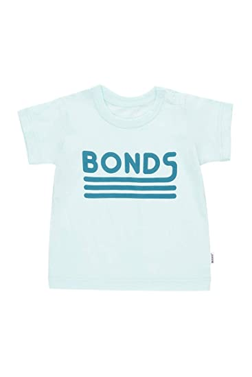 Bonds Baby Aussie Cotton Printed Tee Bonds Jungle Logo 2 18 24 Months Amazon Com Au Fashion