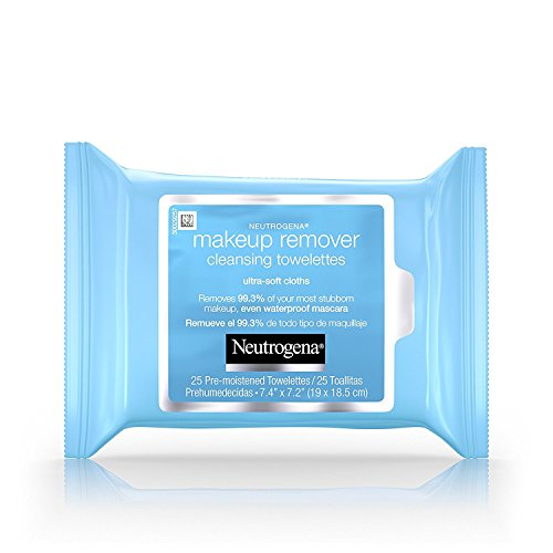 Neutrogena Make Up Removing Wipes, 200 Cleansing Towelettes by Neutrogena (Image #1)