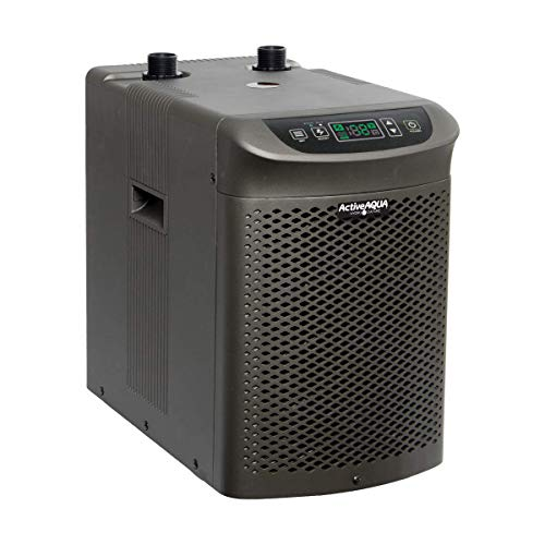 Active Aqua Chiller with Power Boost, 1/10 HP 2018 Model ()