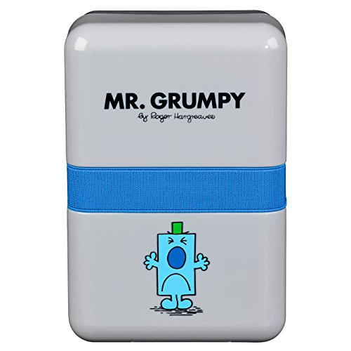 Mr. Men Lunch Box: Mr. Grumpy -
