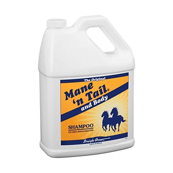 Mane 'n Tail and Body Shampoo 1 Gallon 1
