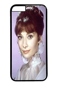 Audrey Hepburn 122 Custom iPhone 6 4.7 inch Case Cover Polycarbonate Black