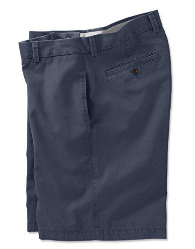 Orvis Signature Chinos Cotton Shorts, Navy, 38