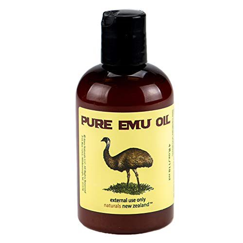 Emu Oil Pure Premium Golden 4 fl.oz.
