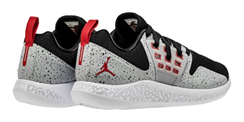 Jordan Grind Running Shoes Mens Black/University Red-wolf Grey-white outlet buy huge surprise online 8cOZn0uq