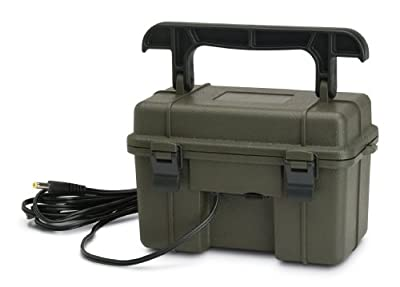 Stealth Cam 12V Battery Box by Stealth Cam