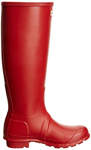 Classic Hunter Red Military Lluvia Tall Rojo Original Unisex de Botas Adulto q1BZg1
