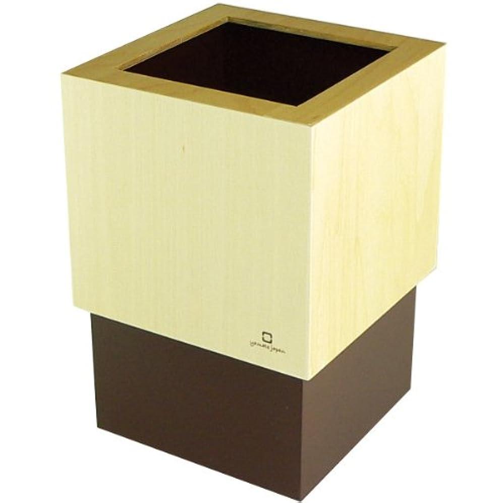 ステレオタイプ異形小麦Yibaision キッチン ぶら下げ ゴミ箱 ポリ袋ホルダー付き 5L大容量 キッチンキャビネットドア壁掛け ダストボックス 蓋なし シンプル つり下げゴミ箱 収納バケツ リビングルーム トイレ 浴室にも大活躍 丈夫なプラスチック製 (ホワイト)