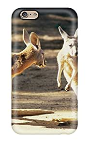 Iphone Cover Case - Kangaroo Conversation Australia Protective Case Compatibel With Iphone 6