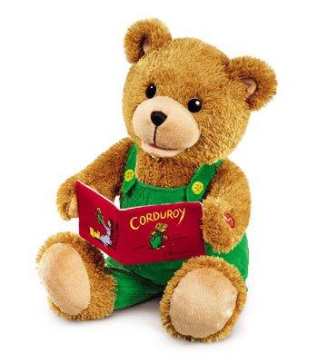 Mechanicall Corduroy Bear