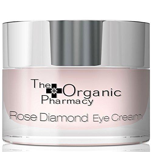 The Organic Pharmacy Rose Diamond Eye Cream - 10 ml