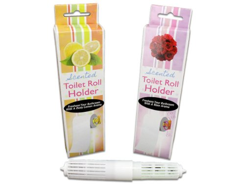 Scented Toilet Roll Holder