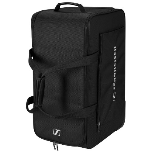 Sennheiser LAB 500 Trolley Bag Trolley Bag for Sennheiser LSP 500 Pro PA System Retractable Handle Outside Pockets Wheels by Sennheiser