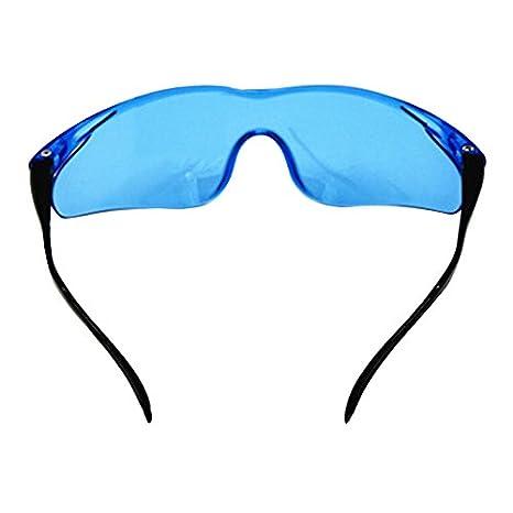 xbwwt - Gafas para niños, para pistola de juguete, accesorios para proteger los ojos al aire libre, regalos para niños, gafas de pistola de juguete, alta calidad y durable, a la moda y seguridad (3 colores), color Tea, tamaño 14.5×4.5cm