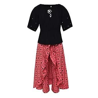 Aarika Cotton a-line Dress