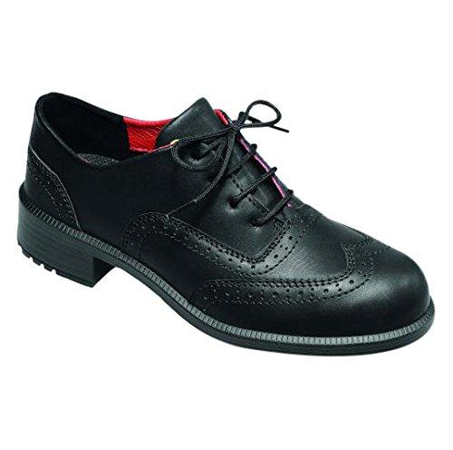 Elten 2062486 - Señora zapatos de seguridad oficial de tamaño 37 esd s2