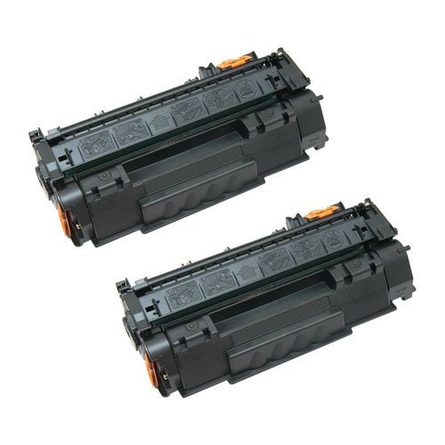 Image of Amsahr 106R01395 Xerox 106R01395, 6280N Remanufactured Replacement Toner Cartridge with Two Black Cartridges Laser Printer Drums & Toner