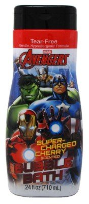 (Mzb Avengers Bubble Bath Size 24z Mzb Avendersn Bubble Bath 24z)