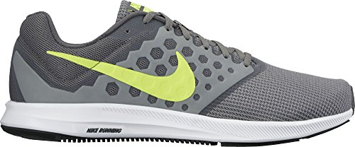 Gris Homme White 7 Grey Dark cool Chaussures Downshifter Nike Running De Volt wqFxHYnUX