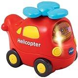 VTech – Tut Tut Bolides – Helicopter – P'tit Helico – Version Anglaise (Import UK, Langue Anglaise)