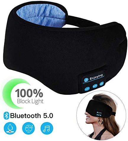 Sleep Headphones Bluetooth Wireless Built