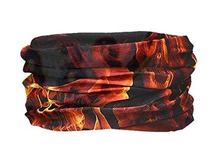Amazon.com: Ksweet - Bufanda táctica de algodón con bandana ...