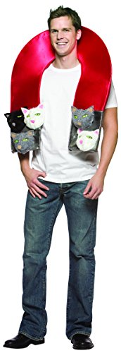 Rasta Imposta Pussy Magnet, Red, One Size -