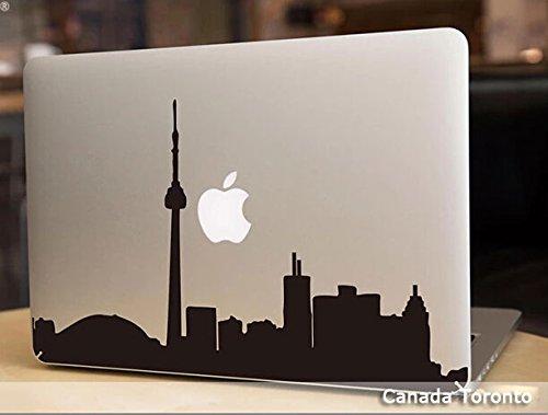 Urban Skyline Canada Toronto Creative Decorative Decals