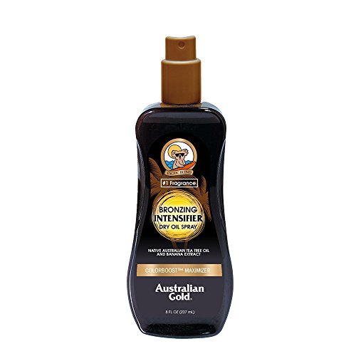 Australian Gold Bronzing Spray Intensifier product image