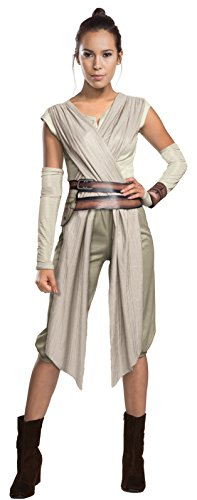 Star Wars Episode VII - Womens Deluxe Rey Costume ()