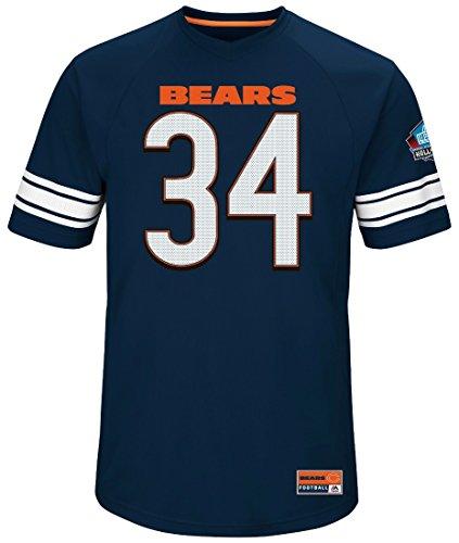 34 Walter Payton Jersey (Walter Payton Chicago Bears Majestic NFL Men's