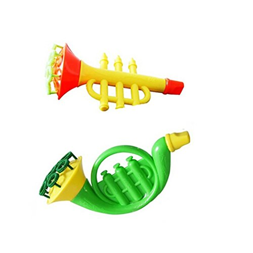 ZTY66 Funny Water Blowing Toys Bubble Soap Bubble Blower Outdoor Kids Child Toys ()