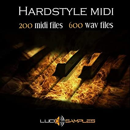 Hardstyle Midi Pack - Hard Techno Midi & Wav Samples | WAV