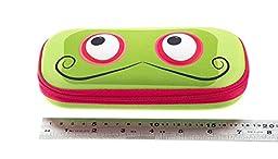 ZIPIT Beast Box Pencil Case, Green