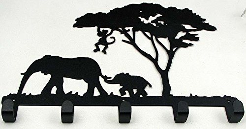 Elephant Coat Hook by MJ