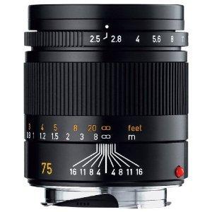 ライカ 【並行輸入品】 Leica Summarit-M 75mm f/2.5 Camera Lens   B0087NNW2A
