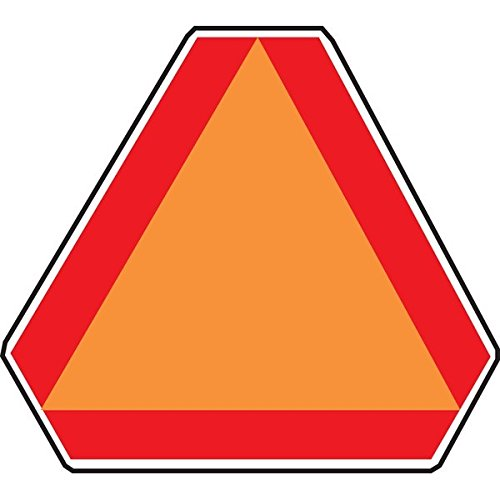 (Hyko Products Co 20401559 Slow Moving Vehicle Emblem 15