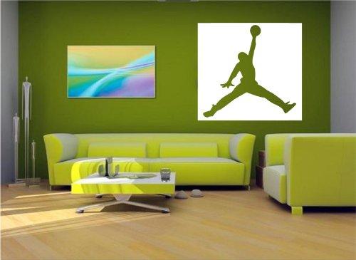 Global Graffix Jordan Dunk wall decal sticker home décor 23