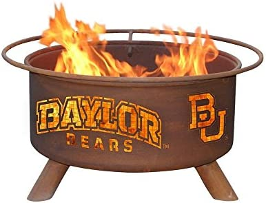 Patina Products F461 Baylor University Fire Pit