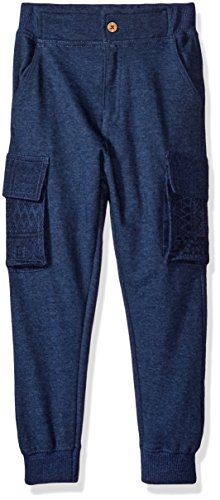 Lucky Brand Big Boys' Pier Jogger Pant, Mood Indigo, 8 by Lucky Brand