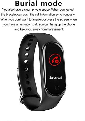 Display a colori Uomini Donne iP67 SmartWatch Fitness Tracker pressione arteriosa cardiofrequenzimetro Violet