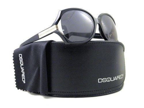 DSQUARED SUNGLASSES DQ 0038 01A BLACK DSQURED2  Amazon.co.uk  Clothing a3501591e2b
