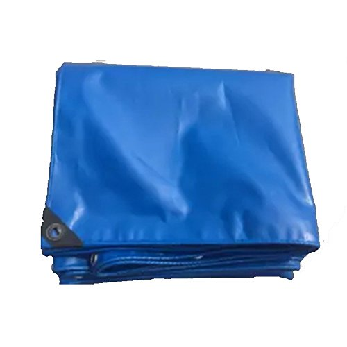 Wrap Shutter (Yxsd Waterproof Tarpaulin PVC Shutter Super Tarp Dust-Proof Windproof Sunscreen Rain Cloth)