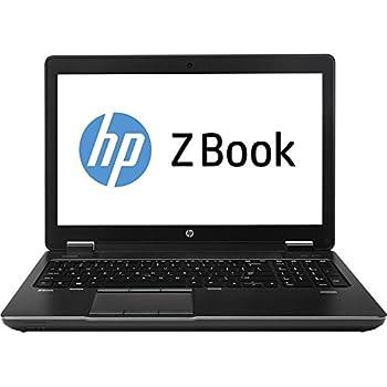 HP ZBook 15in Mobile Workstation - Intel Core i7-4800MQ 2.7GHz 8GB 500GB HDD DVDRW Windows 10 Professional (Renewed)