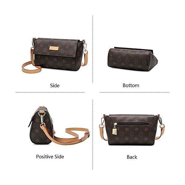 b5c3c991a52e Olyphy Fashion Mini Shoulder Purses for Women