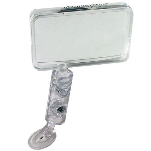 - Deluxe Sewing Machine Magnifier